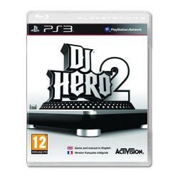 DJ Hero 2 (Solo Software) (PS3)