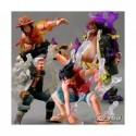 One Piece Super Effect Figure Vol. 1 - set da 4