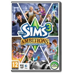 The Sims 3: Ambitions Expansion Pack (PC)