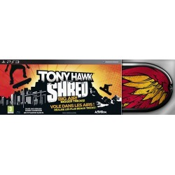 TONY HAWK SHRED + TAVOLA (PS3)