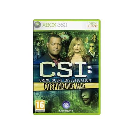 CSI 6 Cospirazione Letale (PS3)