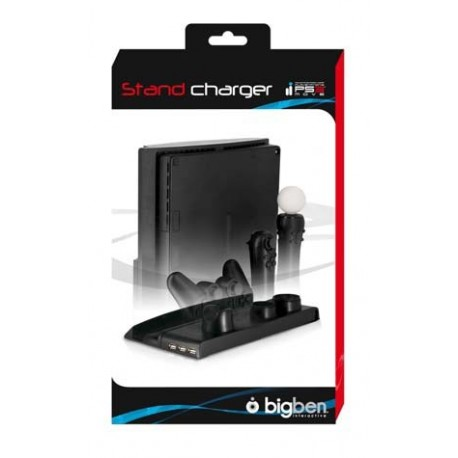 Move Stand Charger Bigben