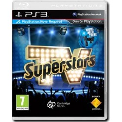 TV Superstars: Facce da Reality (Move)(PS3)