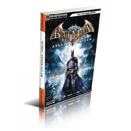 Batman Arkham Asylum - Guida Strategica Ufficiale
