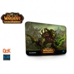 World of Warcraft Cataclysm Mouse Pad Qck Goblin Edition