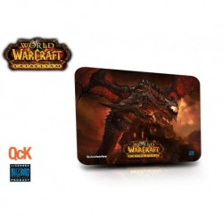 World of Warcraft Cataclysm Mouse Pad Qck Deathwing Edition