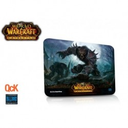 World of Warcraft Cataclysm Mouse Pad Qck Worgen Edition