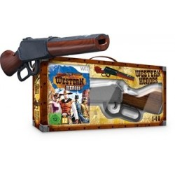 Western Heroes + Fucile Whinchester (Wii)