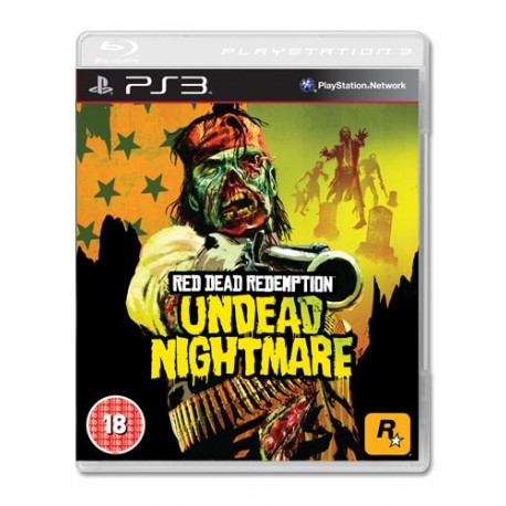 Red Dead Undead Nightmare Collection (PS3)