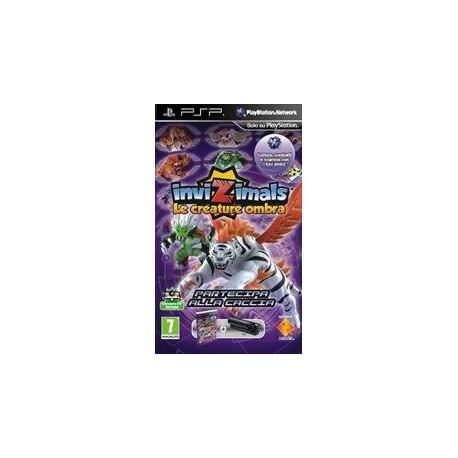 Invizimals Le creature Ombra (PSP)