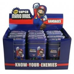cerotti nintendo super mario bros know your enemies