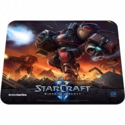 STARCRAFT II STEELSERIES QcK LIMITED EDITION MOUSE PAD [MAURADER]
