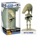 STAR WARS - Bobble Head Clone Wars Battle Droid