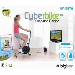 Cyberbike + Cyclette New Gen Black Edition (Wii)