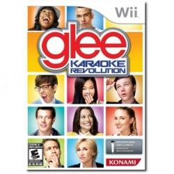 Karaoke Revolution Glee con Microfono (Wii)