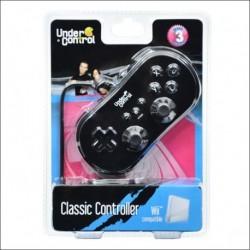 Classic Controller Black