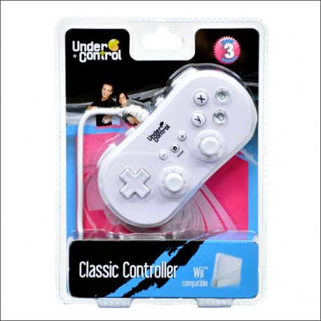 Classic Controller White