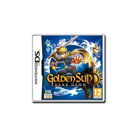 Golden Sun: L'alba Oscura (DS)
