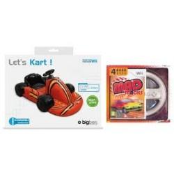 Let's Kart + Mad Tracks (Wii)