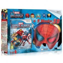 Marvel Grand Master 3D Challenge (Wii)