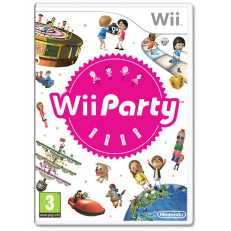 Wii Party (solo gioco) (Wii)