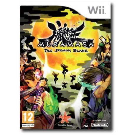 MURAMASA LA SPADA DEMONIACA (Wii)