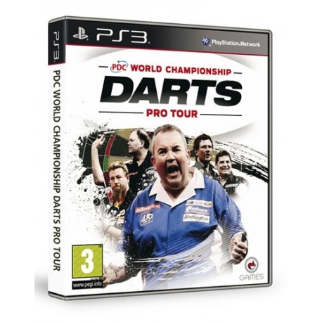 PDC World Championship Darts Pro Tour (Move Compatibile) (PS3)