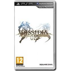 Dissidia 012: Duodecim Final Fantasy (PSP)