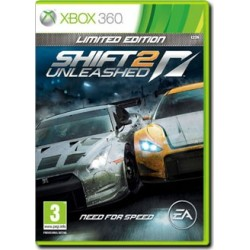 Need For Speed Shift 2: Unleashed - Limited Edition (X360)