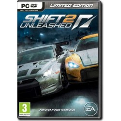 Need For Speed Shift 2: Unleashed - Limited Edition (PC)