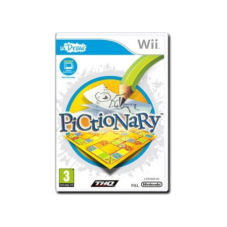 uDraw: Pictionary (Wii)