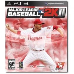Major League Baseball 2K11 (PS3)