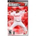 Major League Baseball 2K11 (PSP)