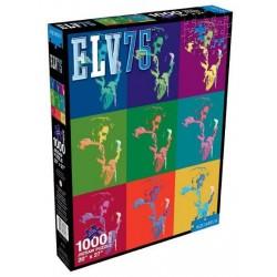 Elvis Presley 75Th Anniversary Puzzle - 1000 Pezzi