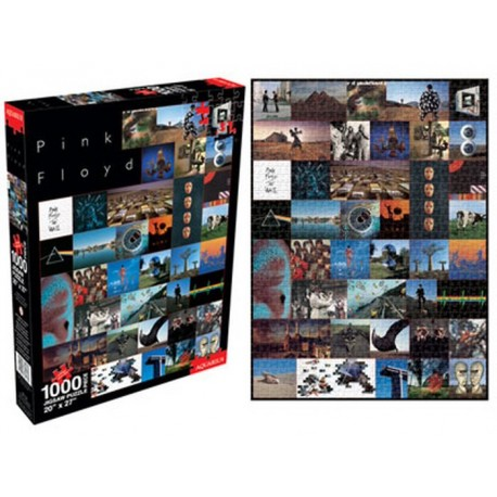 Pink Floyd - 40Th Anniversary Puzzle - 1000 Pezzi