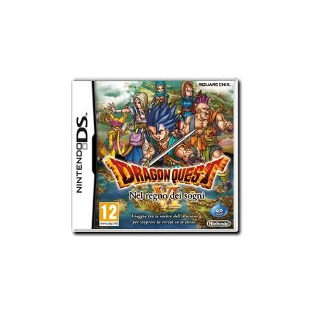 Dragon Quest VI: Nel Regno Dei Sogni (DS)