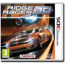 Ridge Racer 3D (3DS)