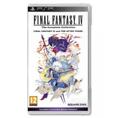 Final Fantasy IV: The Complete Edition (PSP)