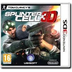 Tom Clancys Splinter Cell 3D (Nintendo 3DS)