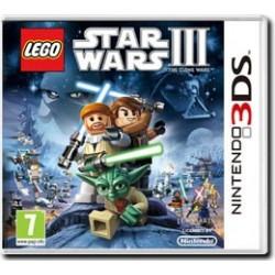 Lego Star Wars 3: La Guerra dei Cloni 3D (3DS)