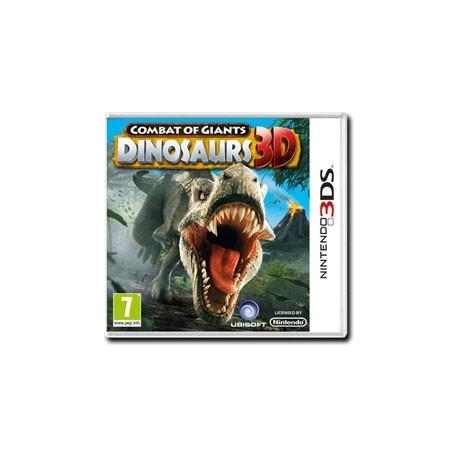 Combattimenti fra Giganti: Dinosauri 3D (3DS)
