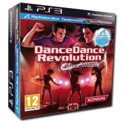 Dance Dance Revolution: New Moves + Tappetino (PS3)