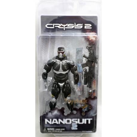 Crysis 2 Nanosuit Action Figure