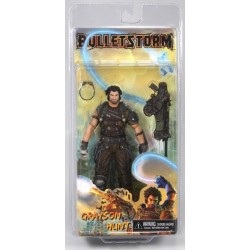 BULLETSTORM - GRAYSON HUNT ACTION FIGURE