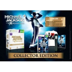Michael Jackson: The Experience - Collector Edition (Richiede Kinect) (X360)