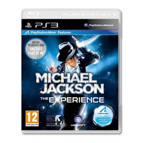 Michael Jackson: The Experience - Day One Edition (Compatibile Move)(PS3)