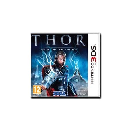 Thor : Il Dio del Tuono (3DS)