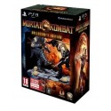 Mortal Kombat Kollector's Edition(Collector-limited)(PS3)