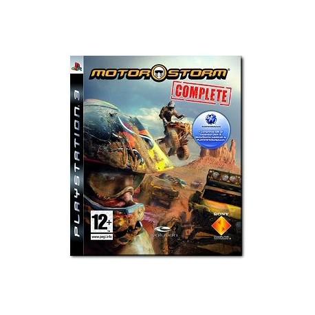 Motorstorm Complete Edition (PS3)