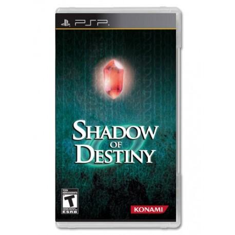 Shadow of Destiny (Shadow of Memories) (PSP)
